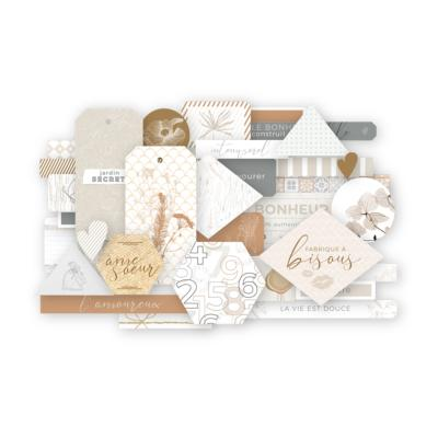 Die cuts intemporelle